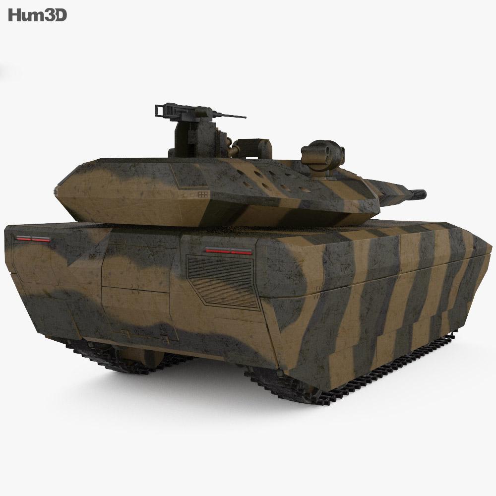 PL-01 3d model