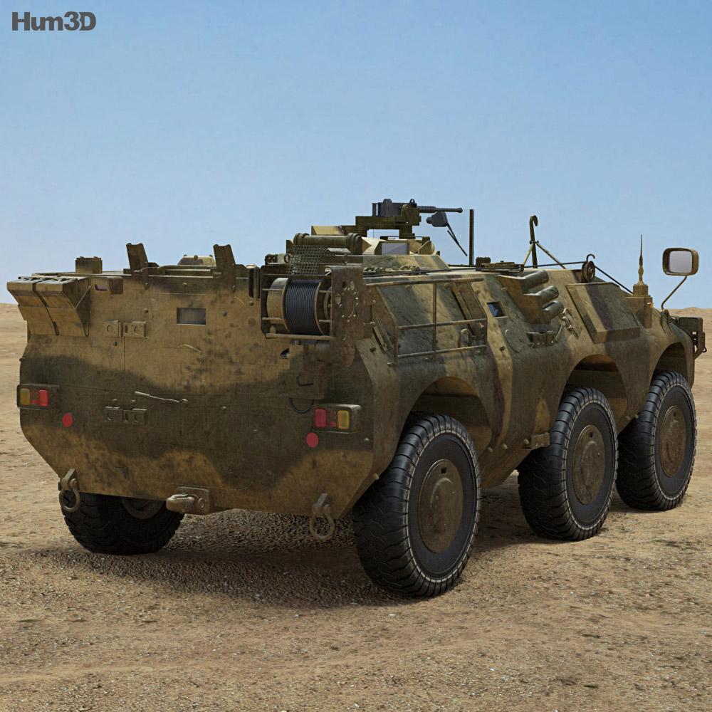 Puma AFV 3d model
