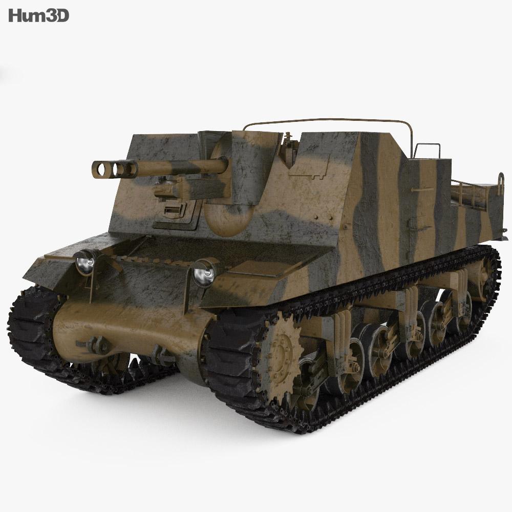 Sexton 3d model