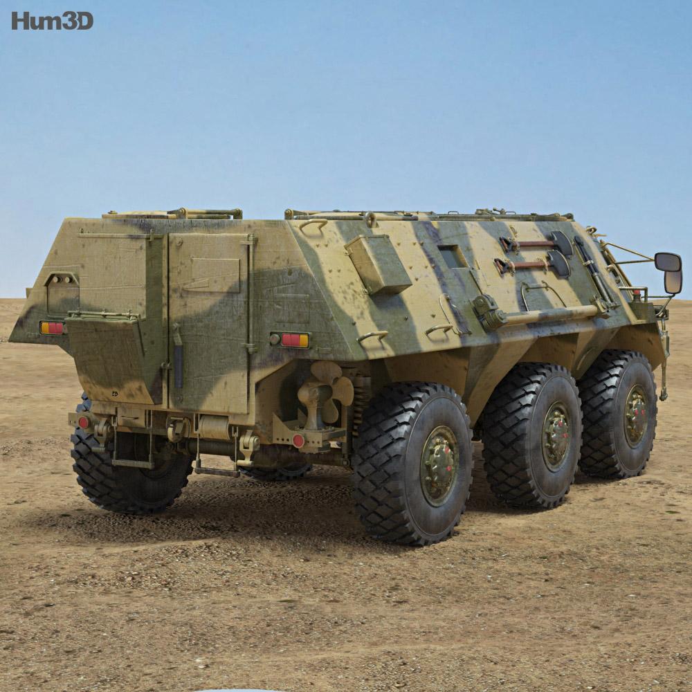 TPz 1 Fuchs 3d model