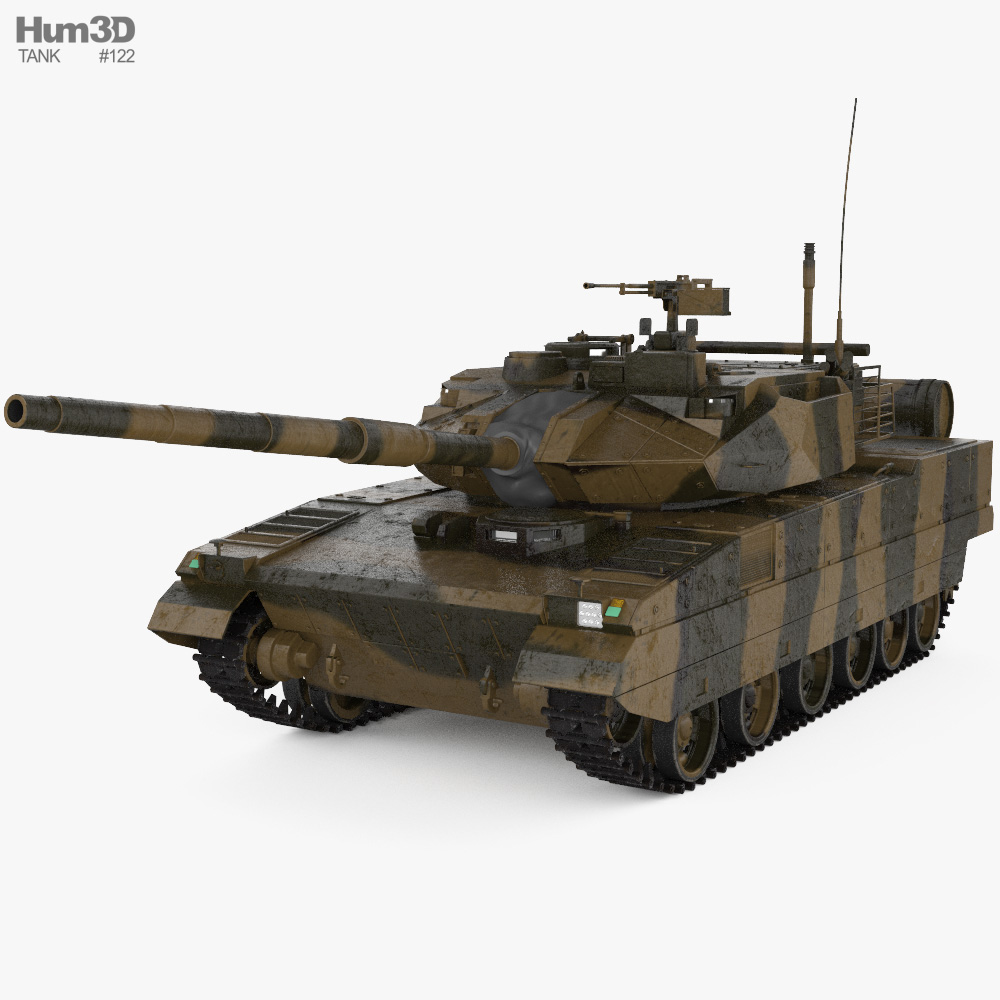 Type 15 3d model