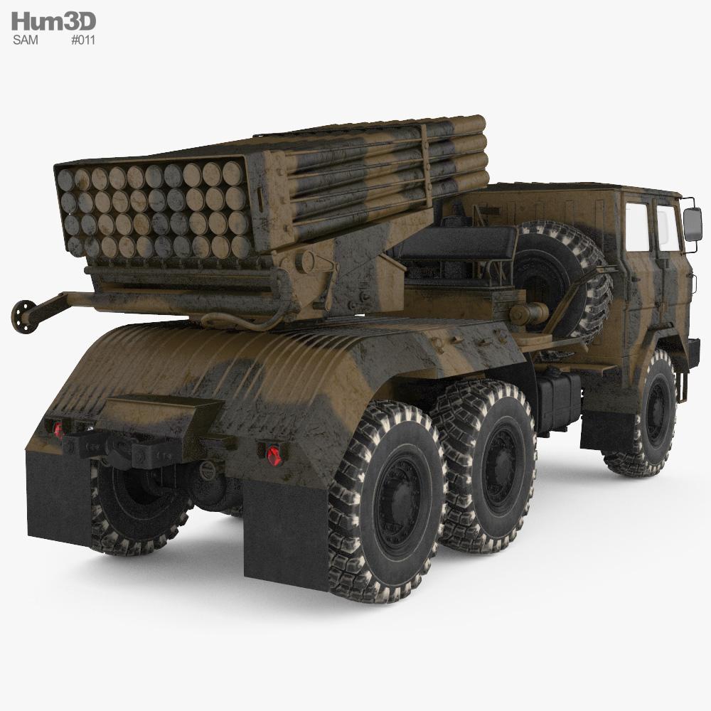 Type 81 SPMRL 3d model