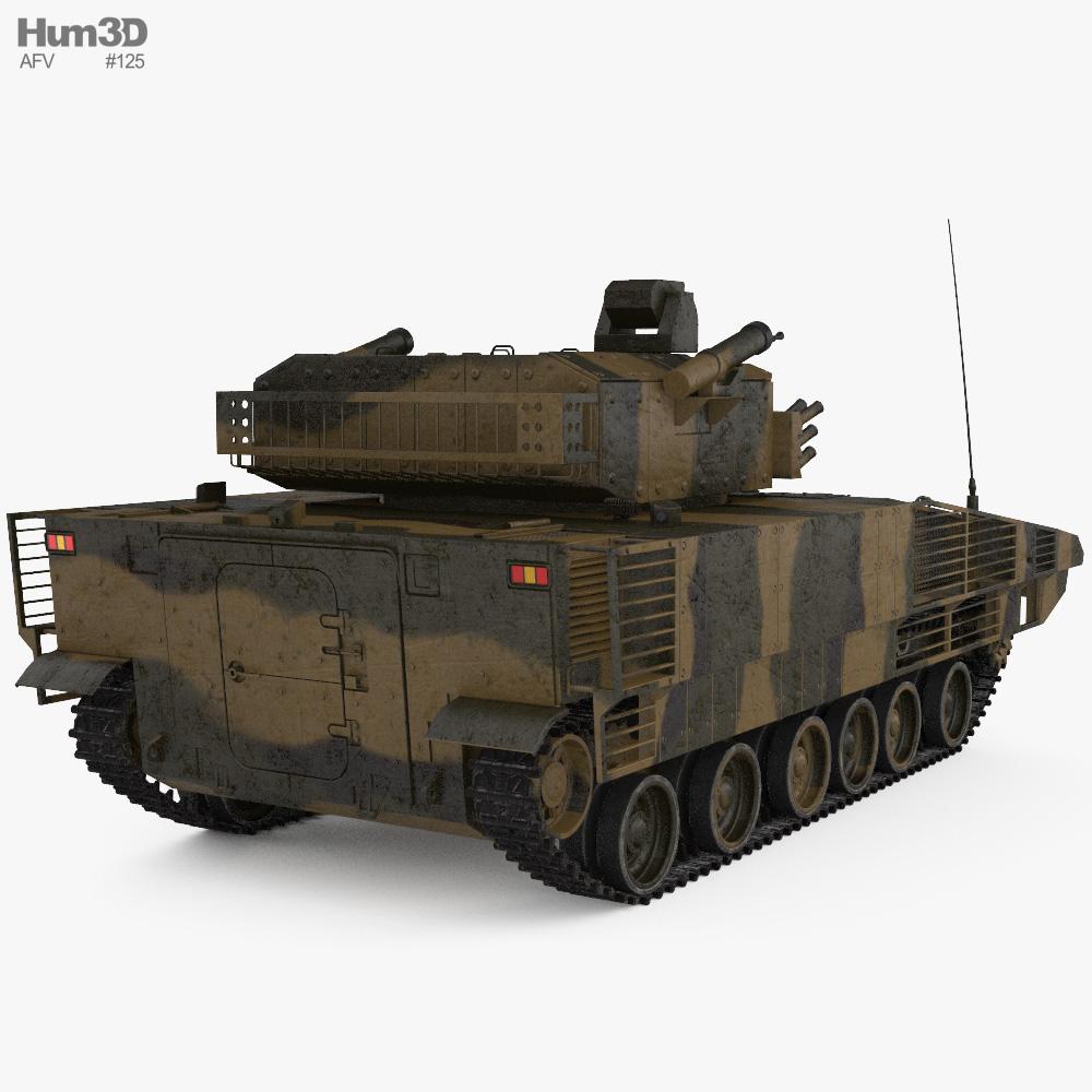 VN17 IFV 3d model