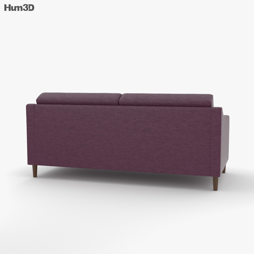 Better Homes and Gardens Griffin Sofa 3d model