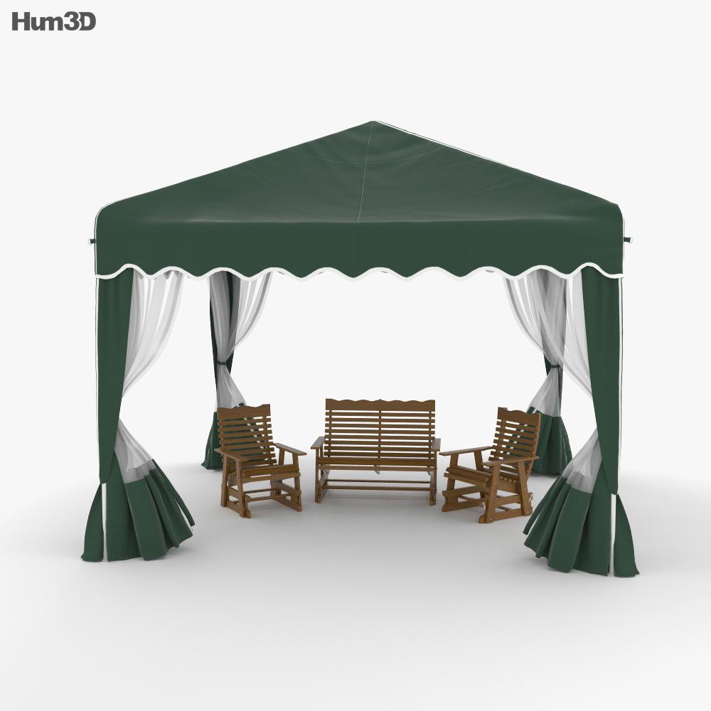 3D model of Canopy