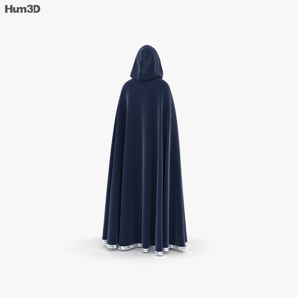 Cloak 3d model