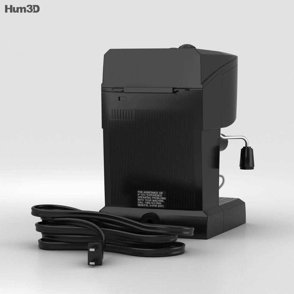 DeLonghi Espresso Machine 3d model