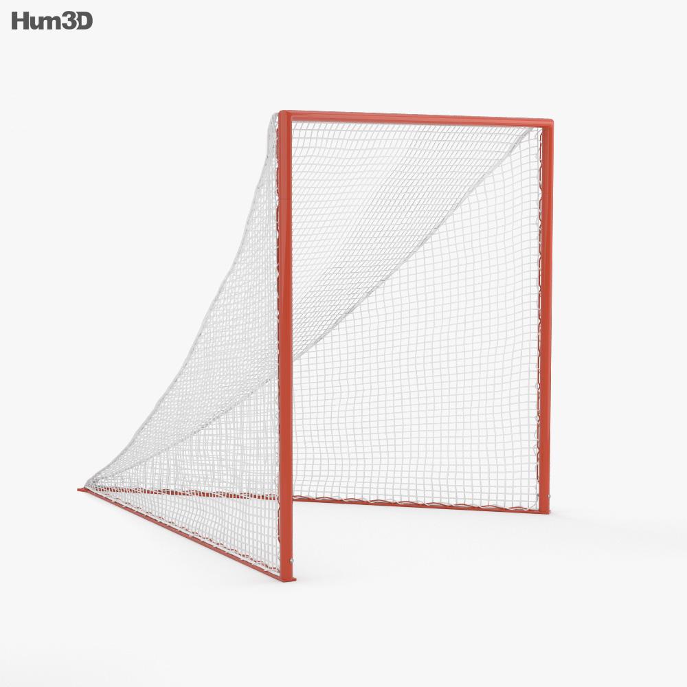 Lacrosse Goal 3d model