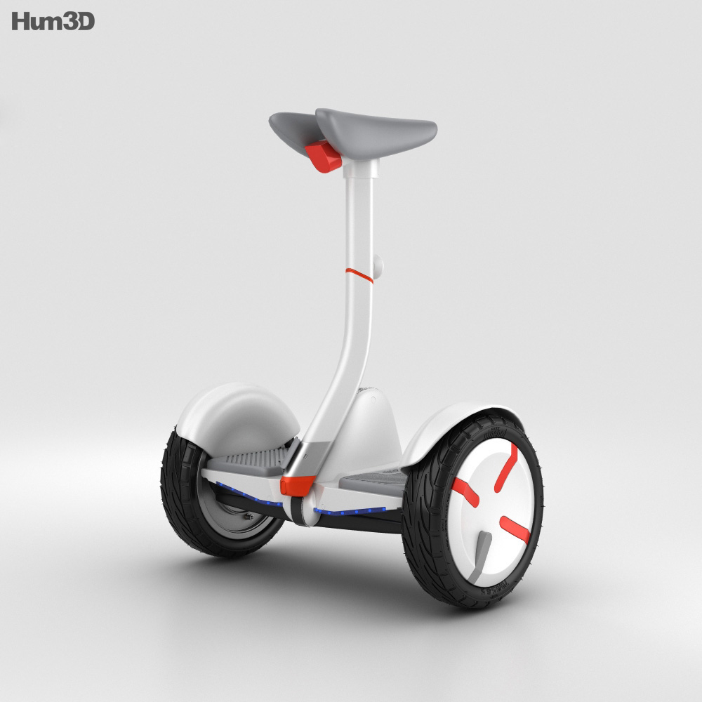 Ninebot by Segway Minipro 3d model