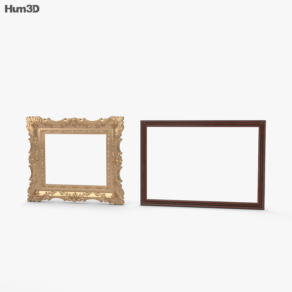 3D model of Picture Frame