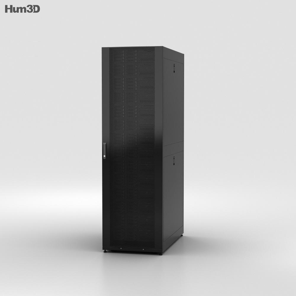 Server Rack 3d model