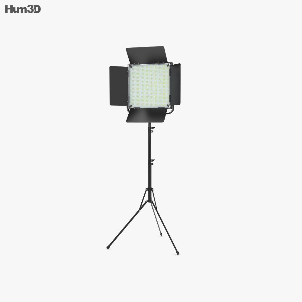 Studio Light 3d model