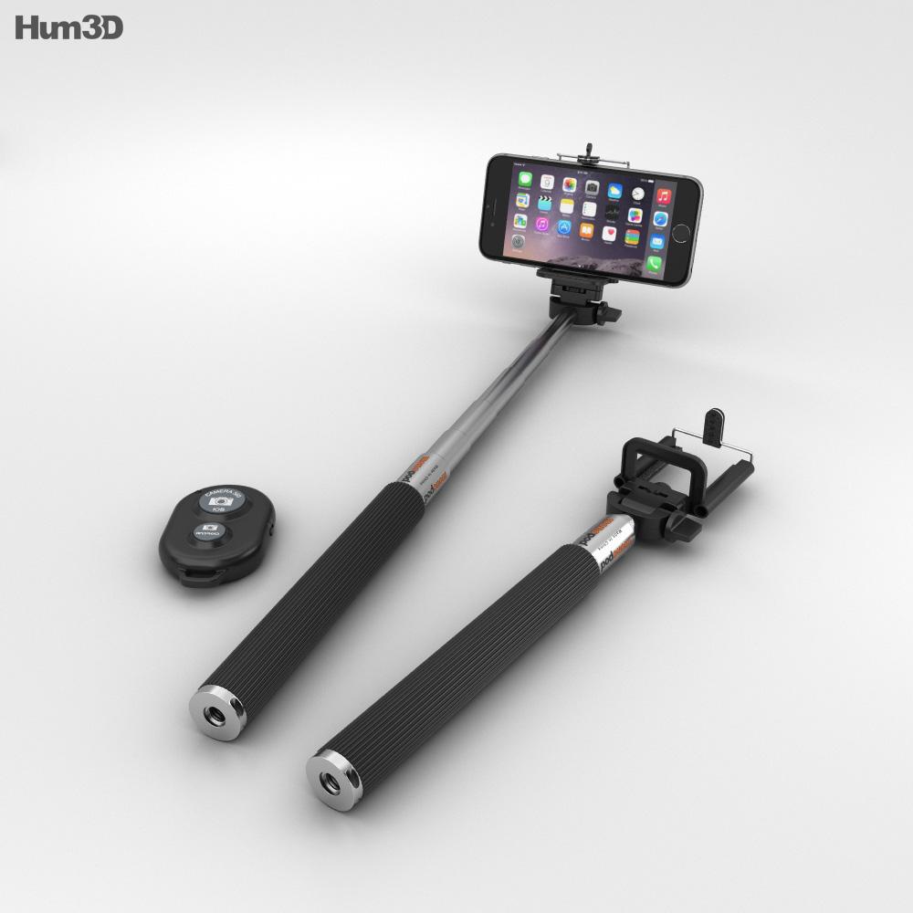 Selfie Stick 3d model