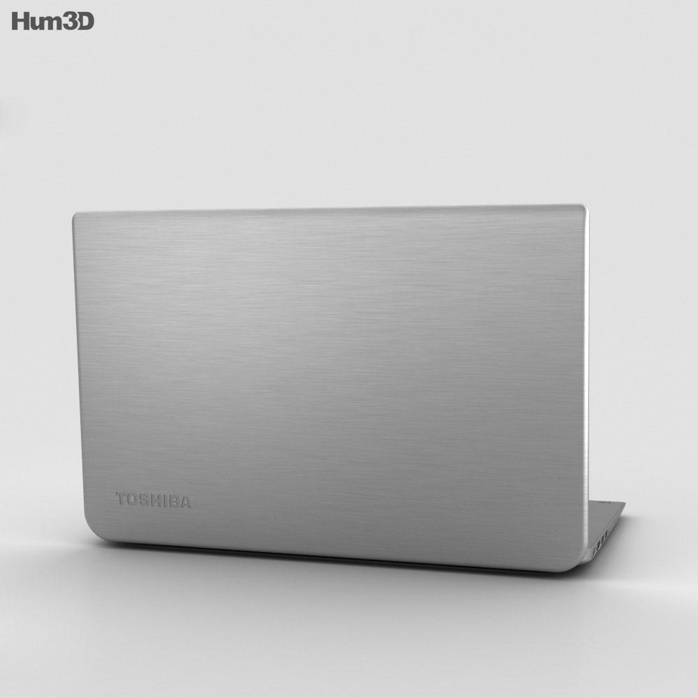 Toshiba Kirabook 3d model