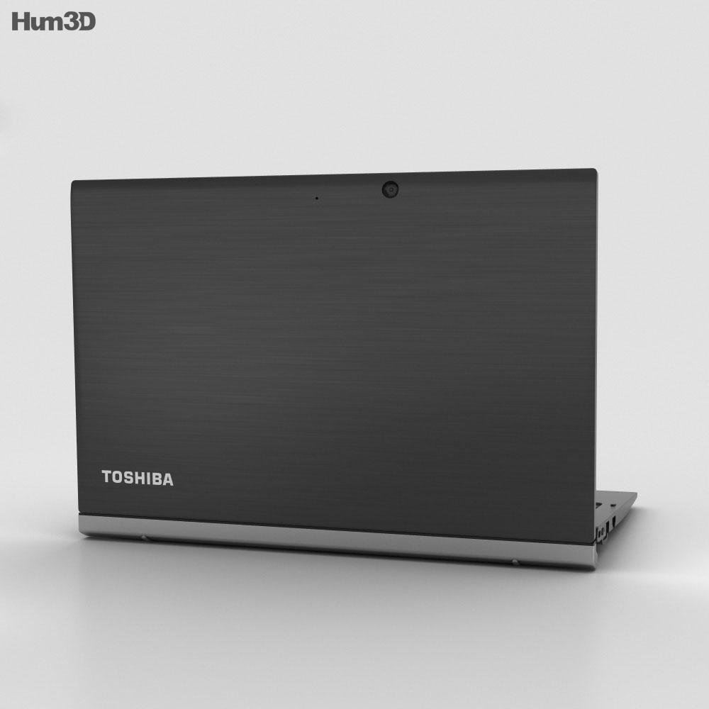 Toshiba Portege Z20t 3d model