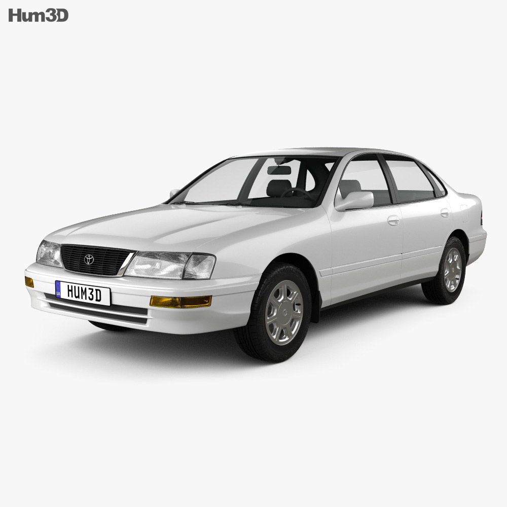 Toyota Avalon 1995 3d model