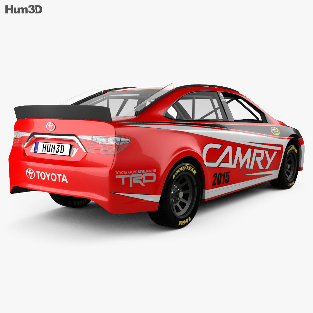toyota camry nascar 2017 toyota unveils all new look for nascar camry 2018 nascar toyota camry. Black Bedroom Furniture Sets. Home Design Ideas