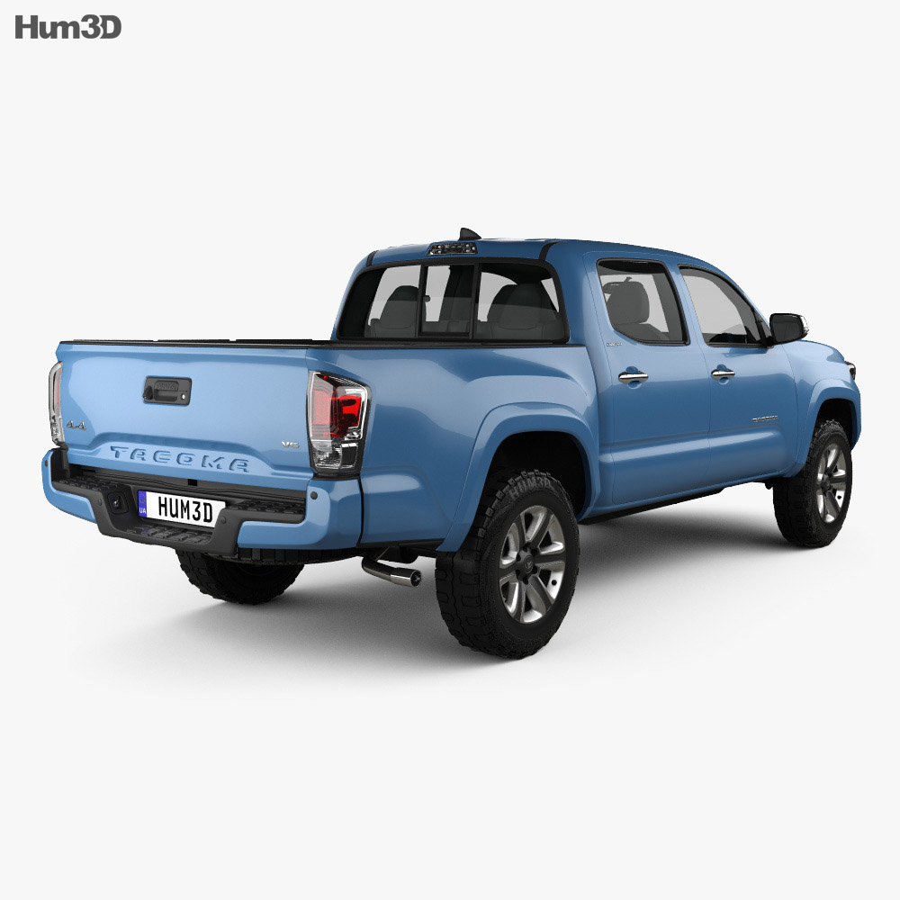 2014 Double Cab Ta a Bed Dimensions