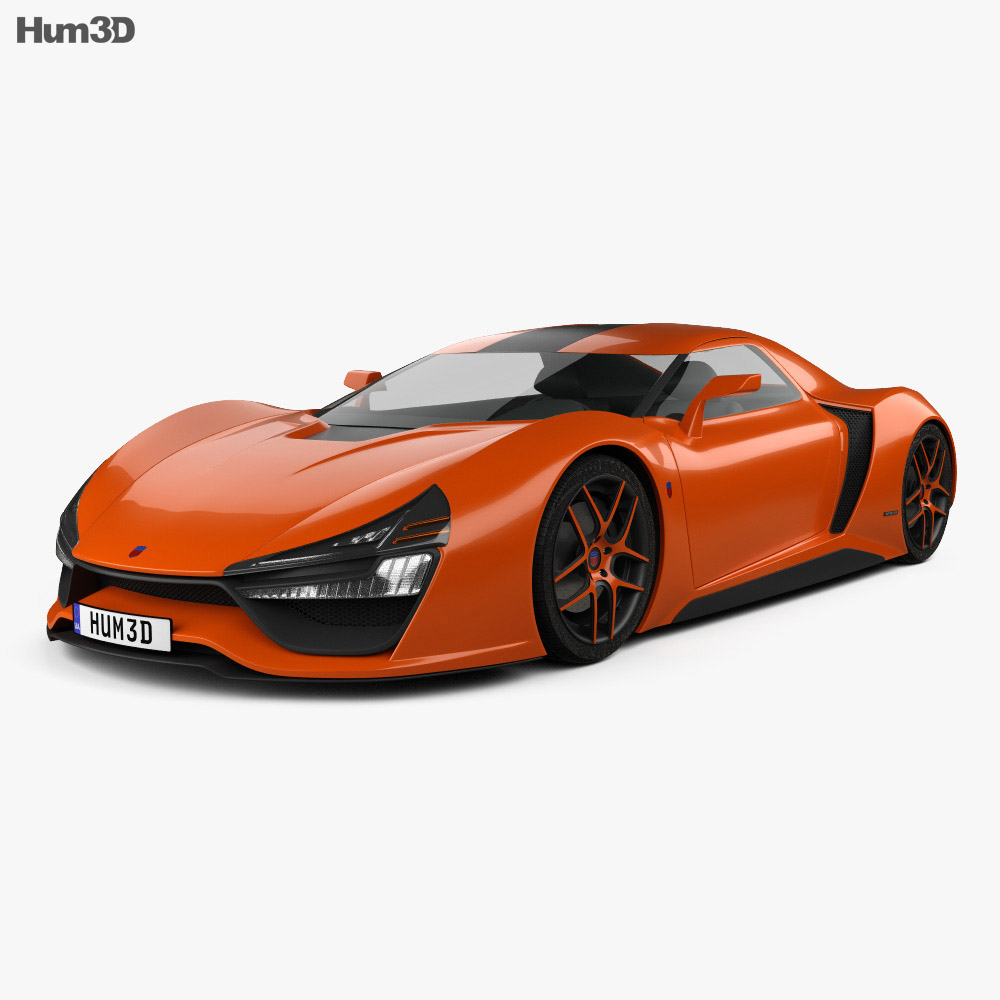 3D model of Trion Nemesis RR 2015