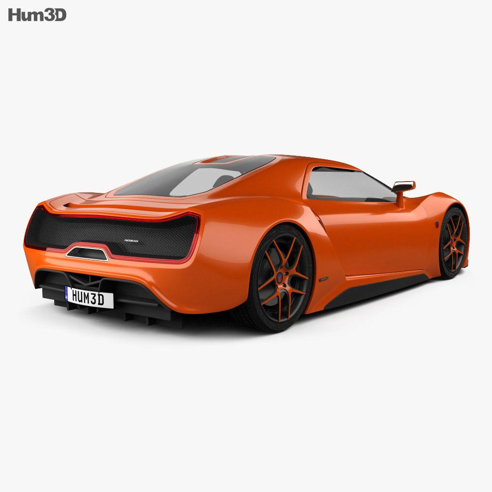 Trion Nemesis RR 2015 3d model