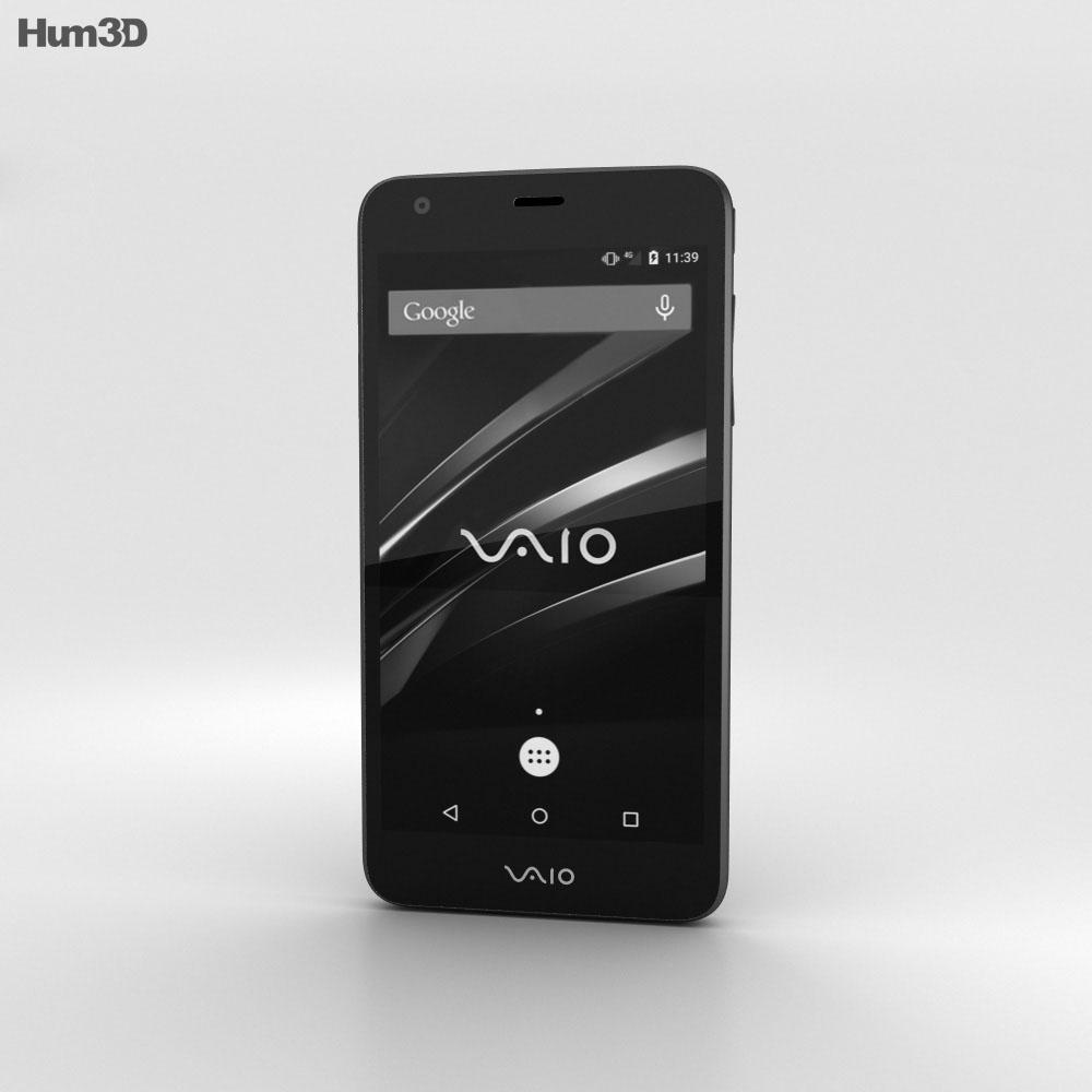 Vaio Phone 3d model