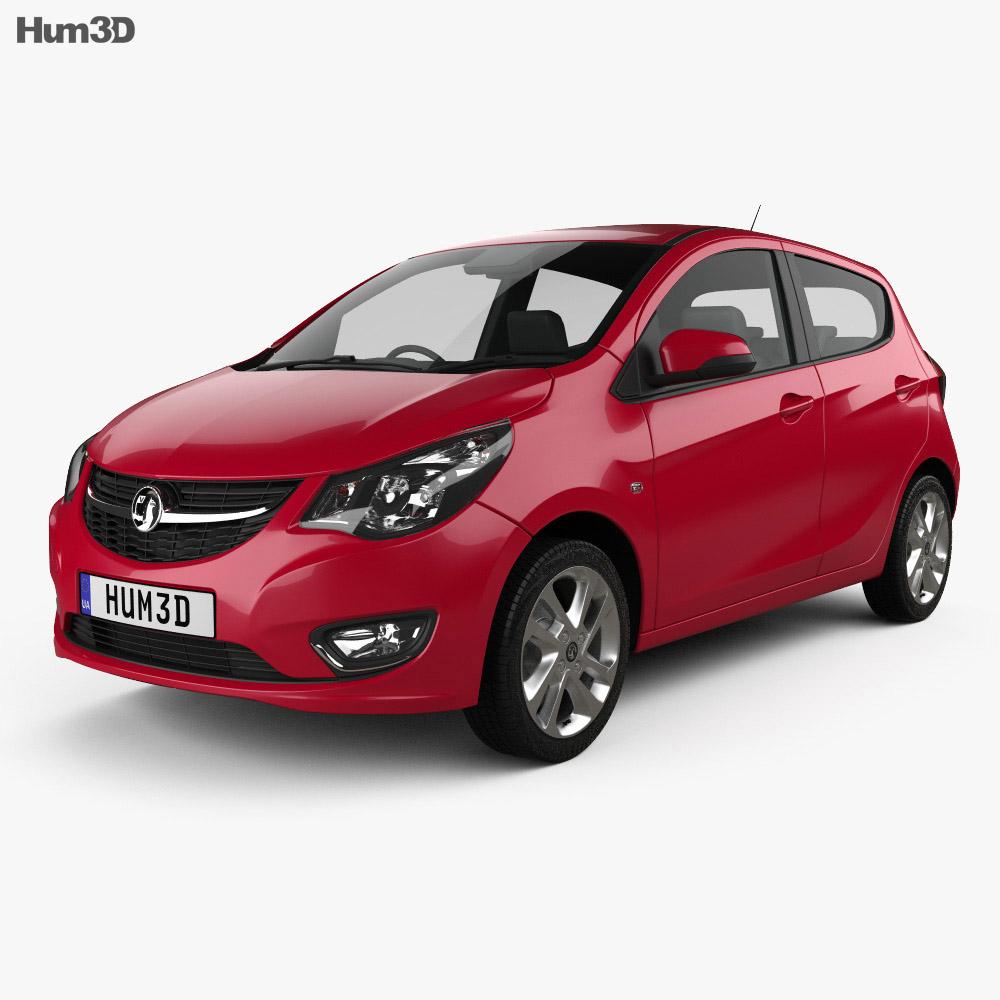Vauxhall Viva 2015 3d model