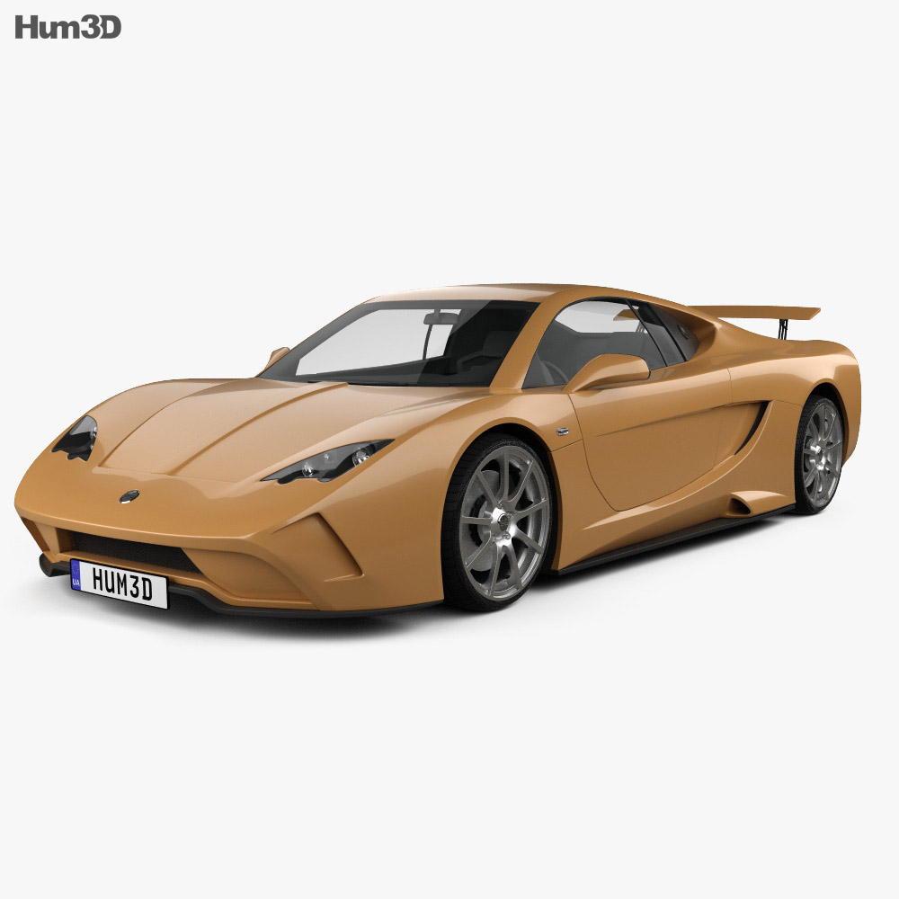 Vencer Sarthe 2015 3d model