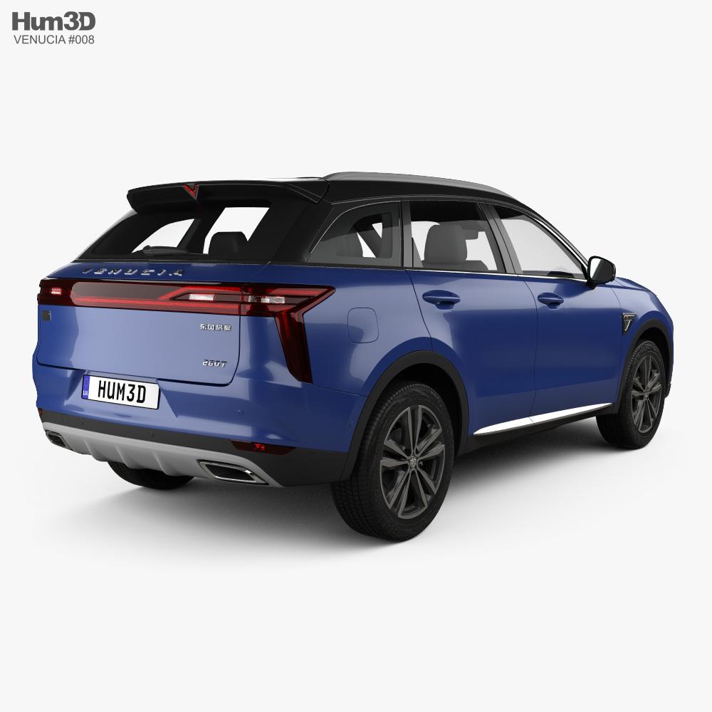 Venucia Star 2020 3d model