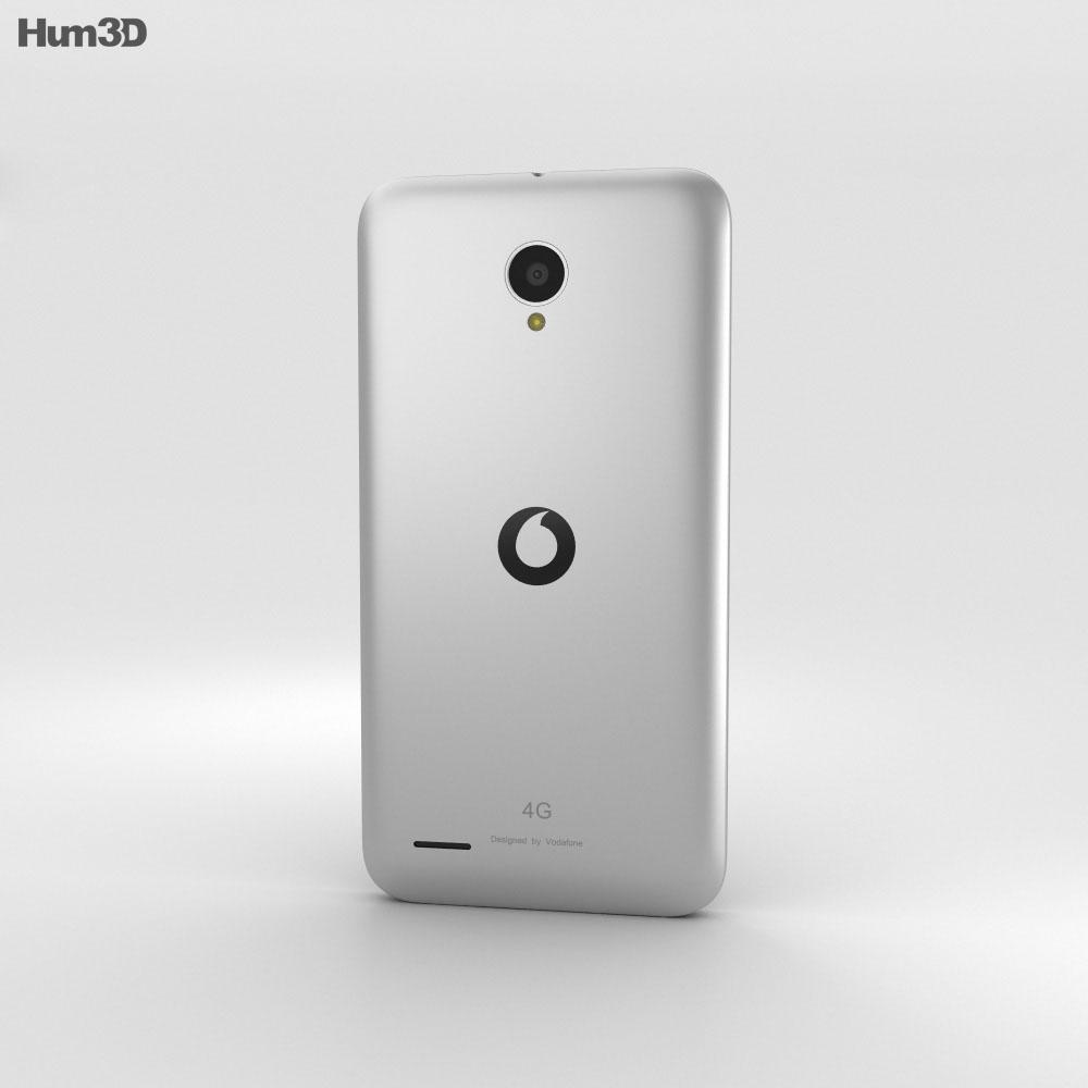 Vodafone Smart Prime 6 Silver 3d model