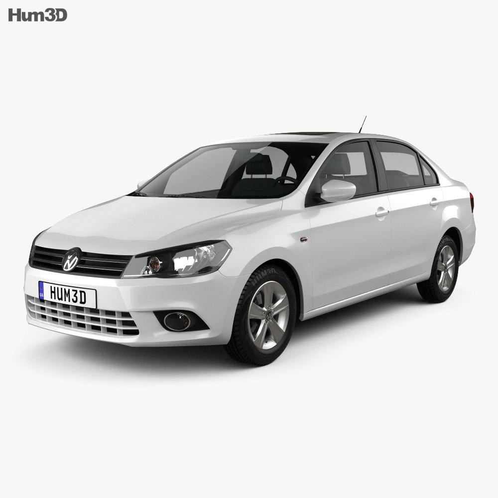 Volkswagen Jetta (CN) 2013 3d model