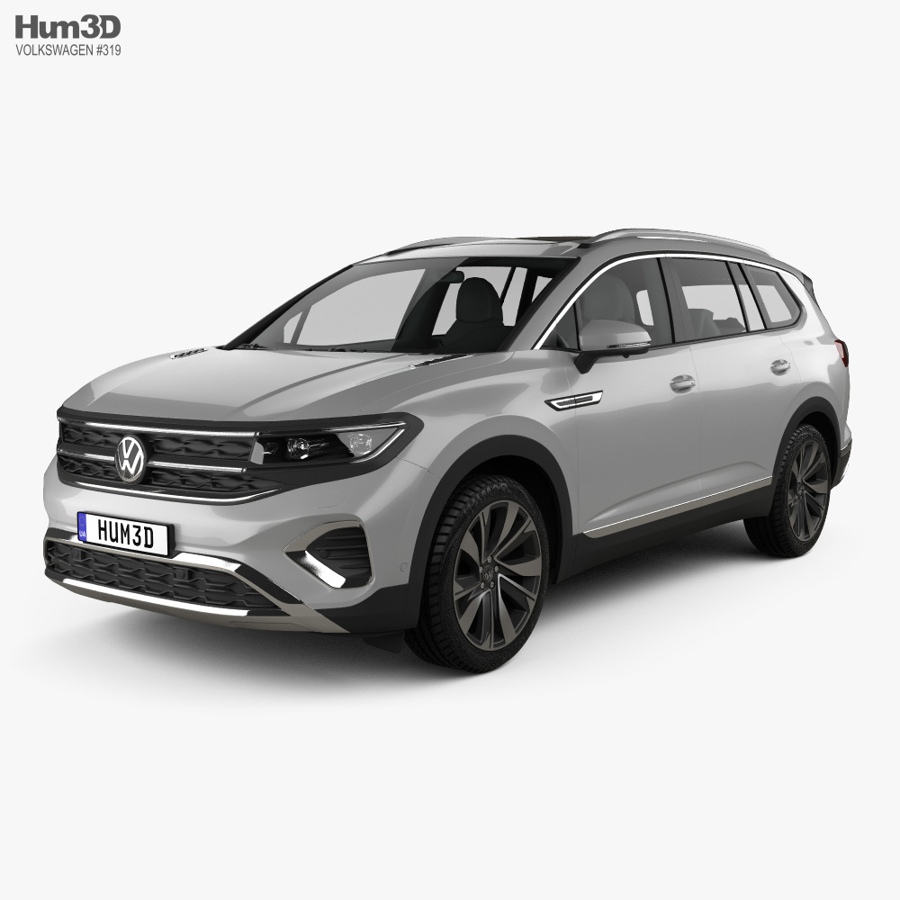 Volkswagen SMV 2019 3d model
