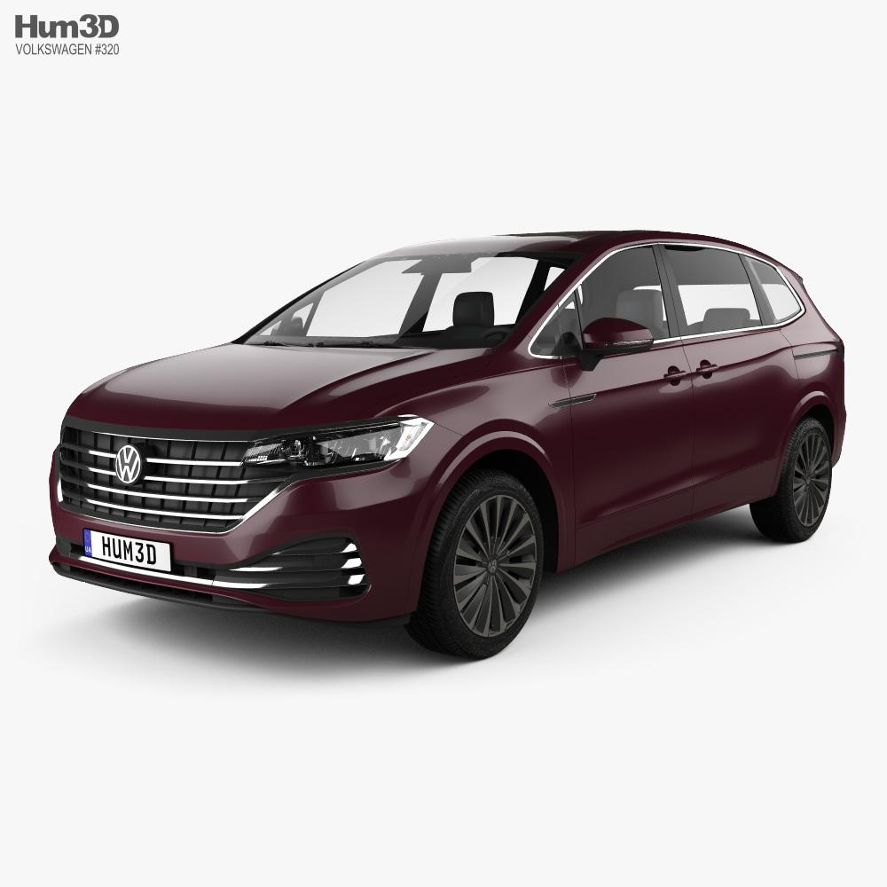 Volkswagen Viloran 2020 3d model