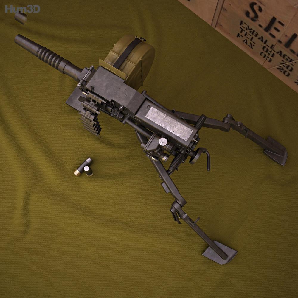 AGS-17 3d model