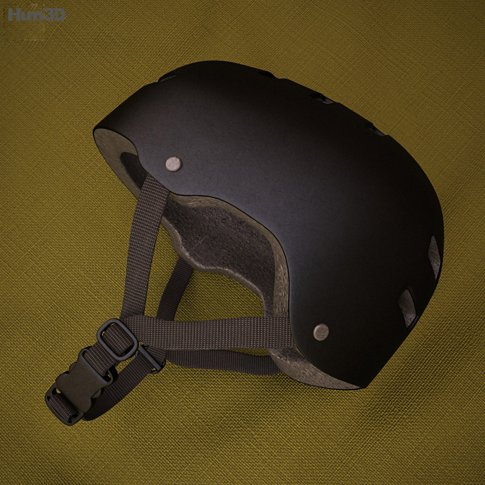 Bell Faction Sport Helmet 3d model