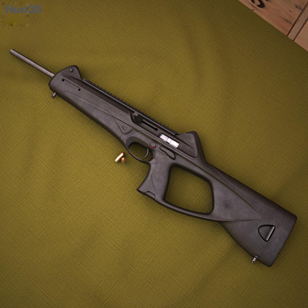 Beretta Cx4 Storm 3d model