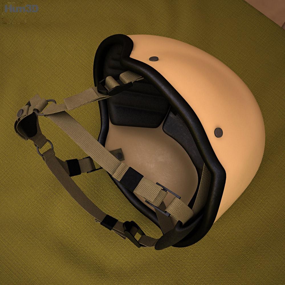 MK 7 Helmet 3d model