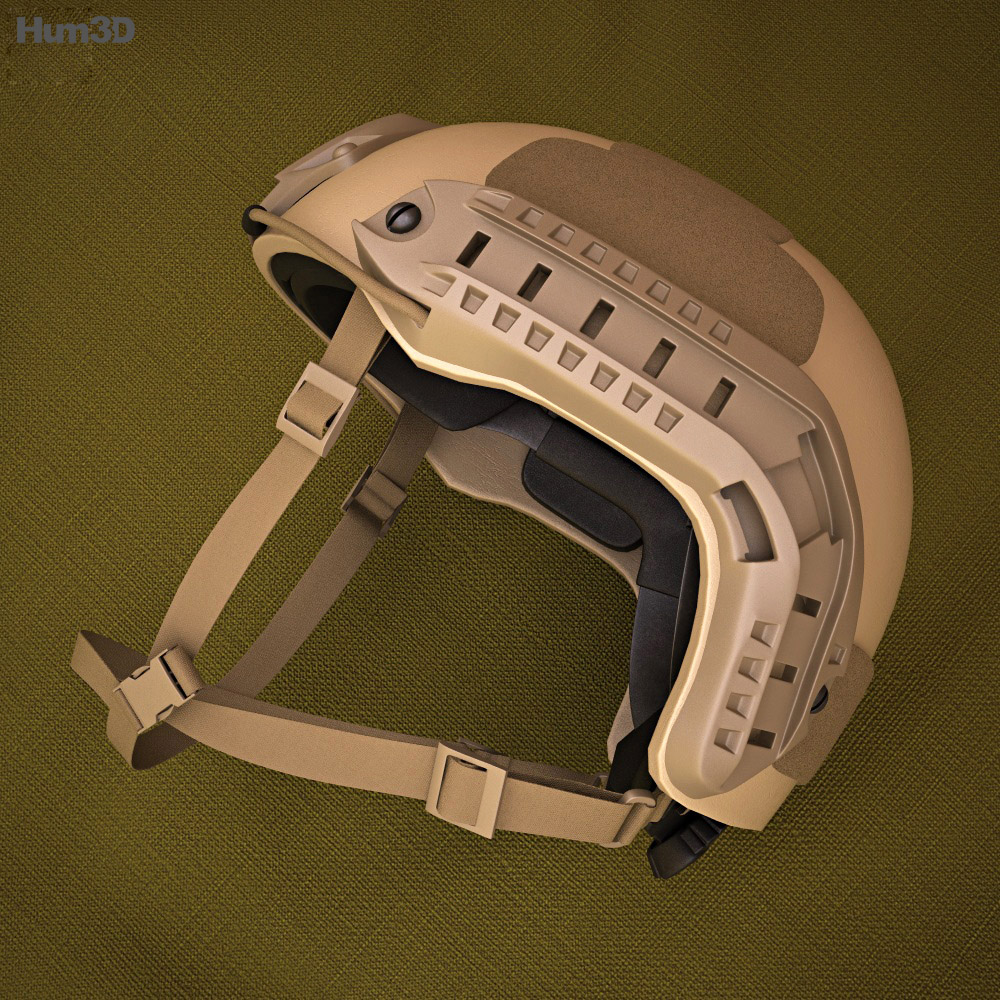 Ops-Core FAST Helmet 3d model