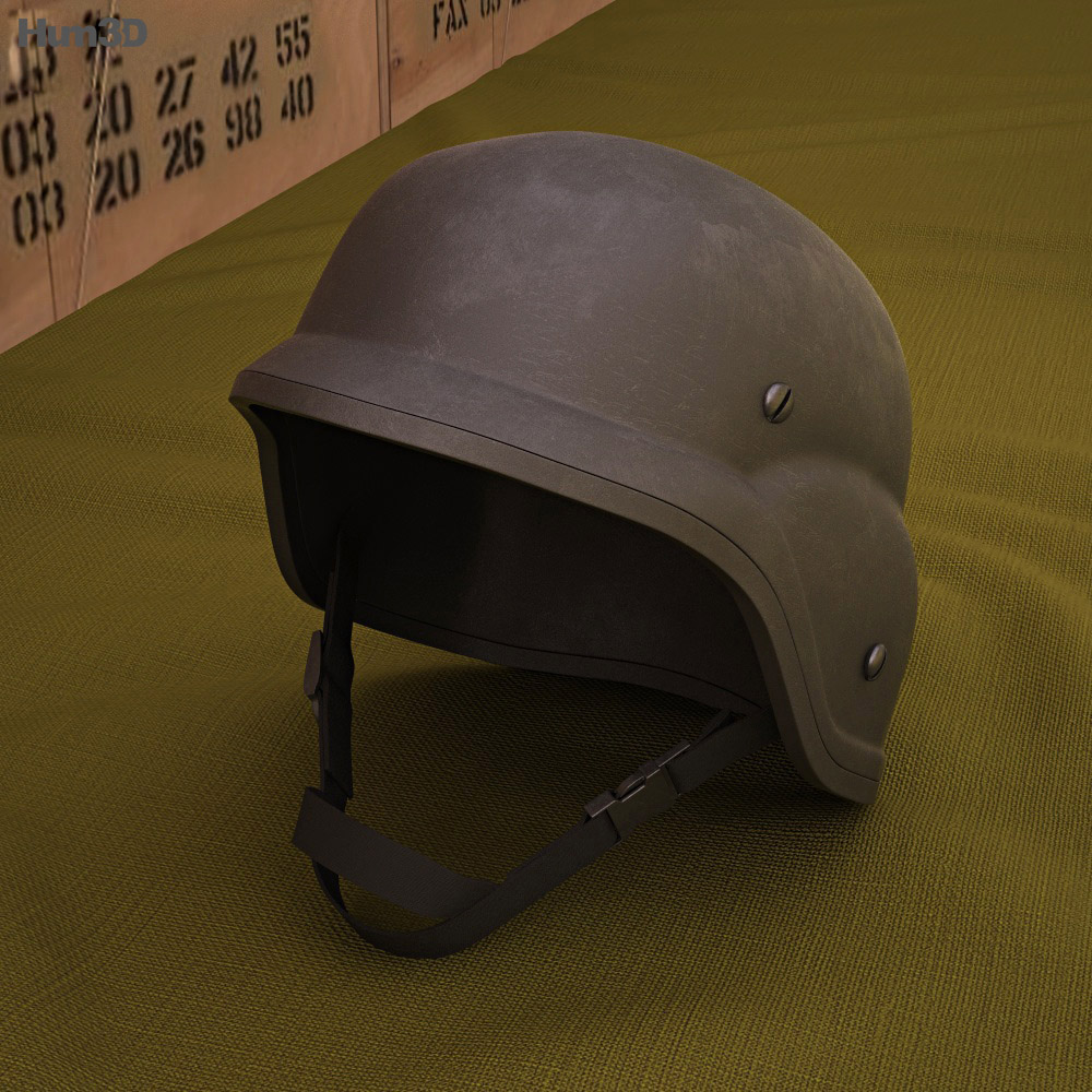 PASGT Helmet 3d model