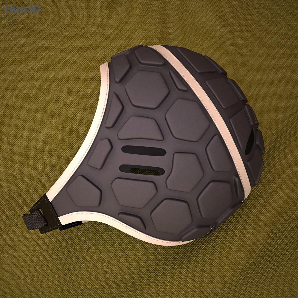 Ram Rugby Helmet 3d model