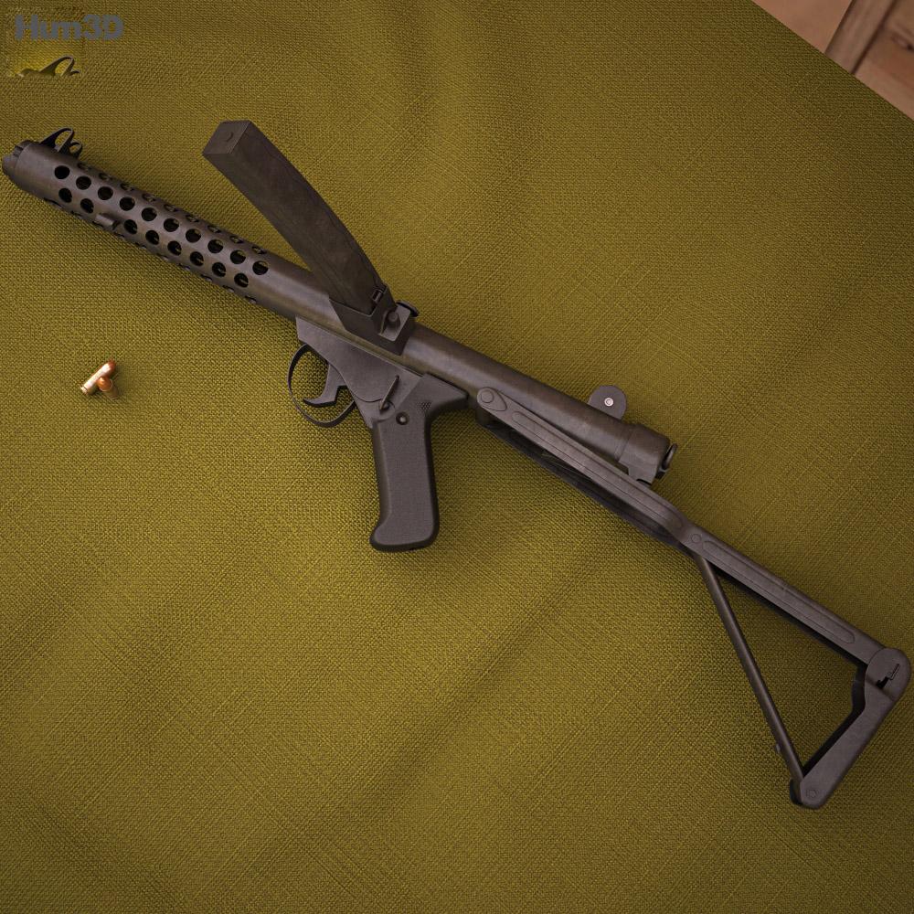 Sterling L2 3d model