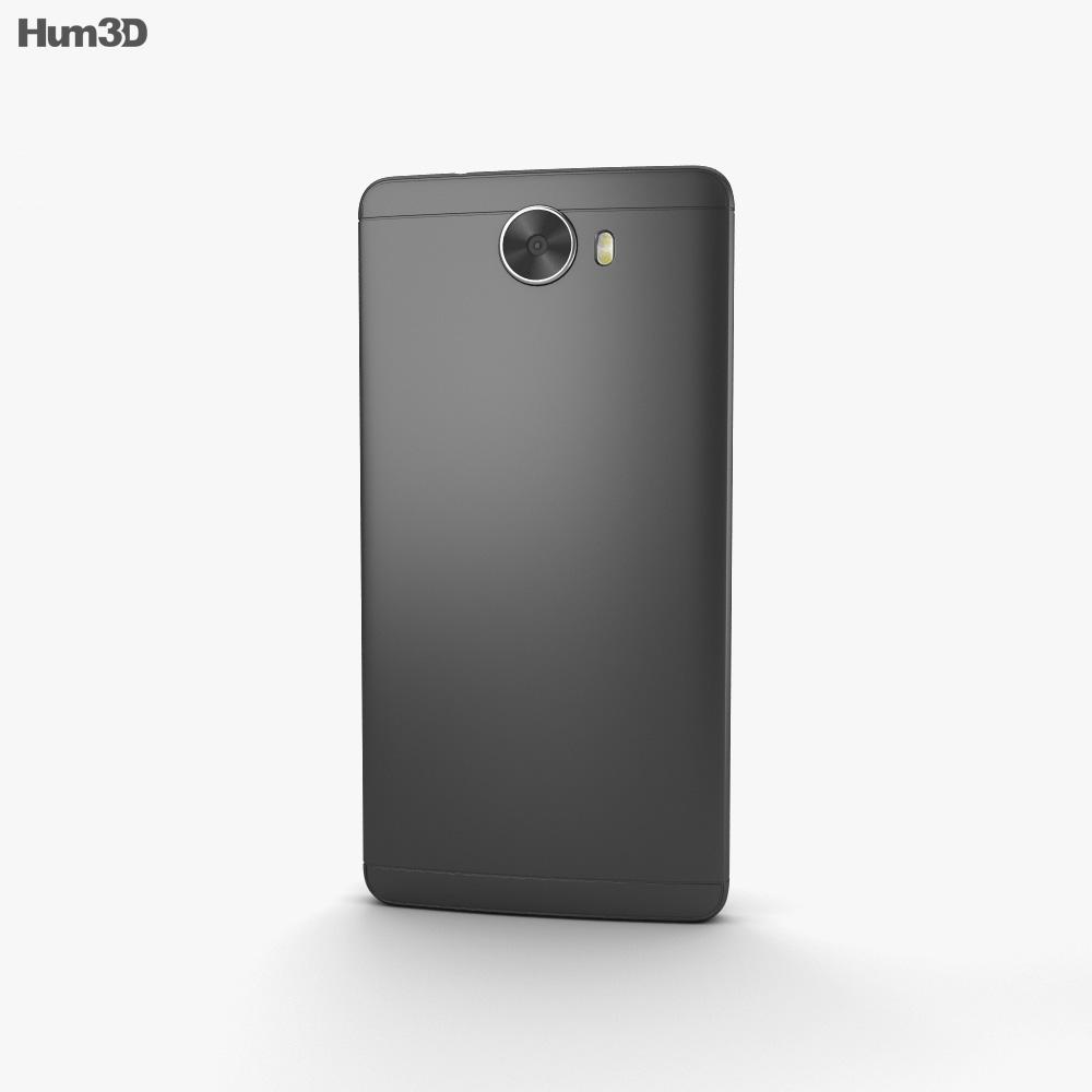 X-BO O6 5.5-inch Black 3d model