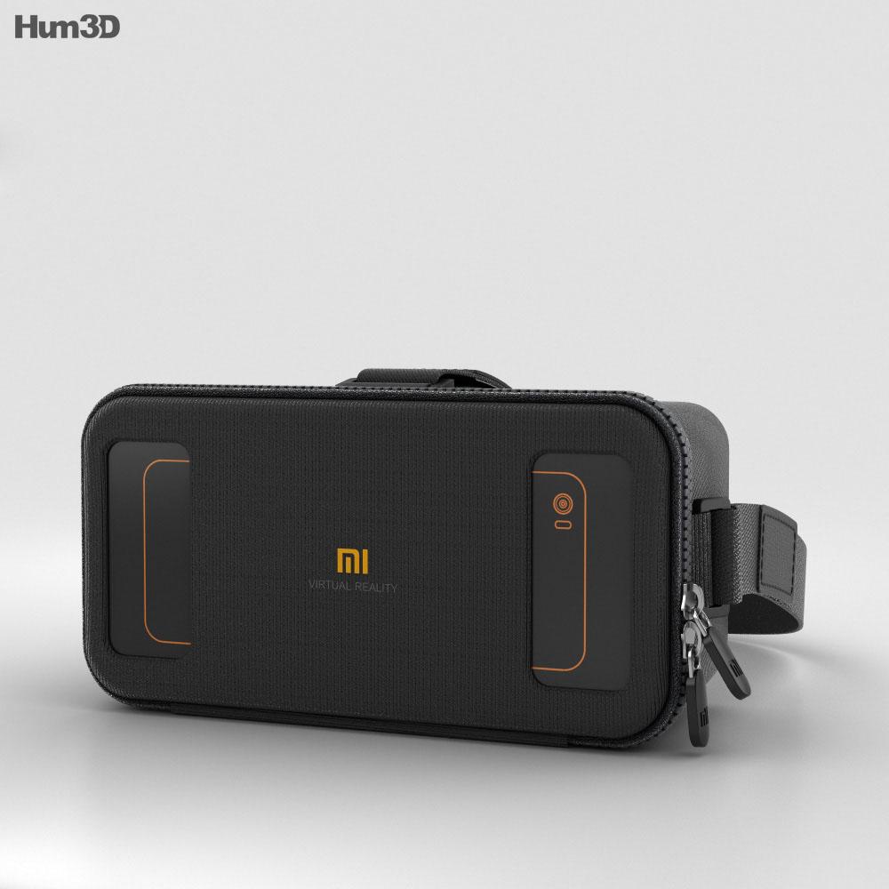 Xiaomi Mi VR 3d model