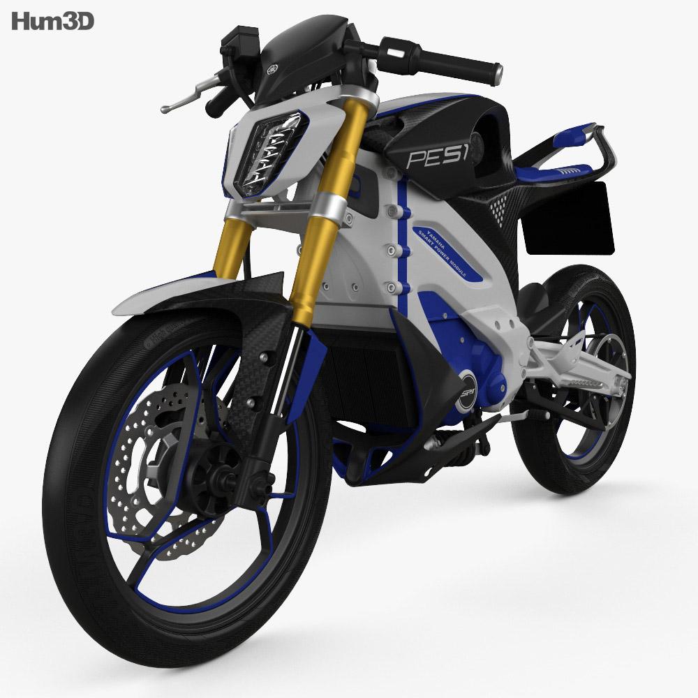 Yamaha PES-1 2013 3d model
