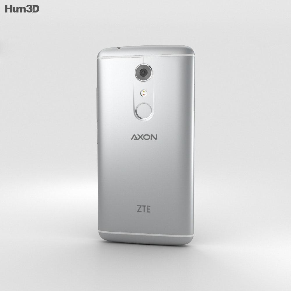 ZTE Axon 7 Quartz Grey 3d model