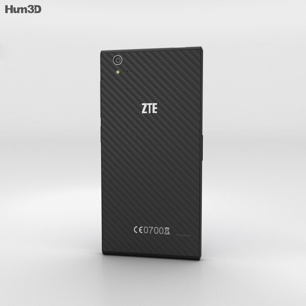 ZTE Blade Vec 4G 3d model