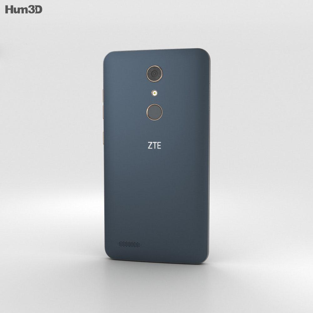 ZTE Zmax Pro 3d model