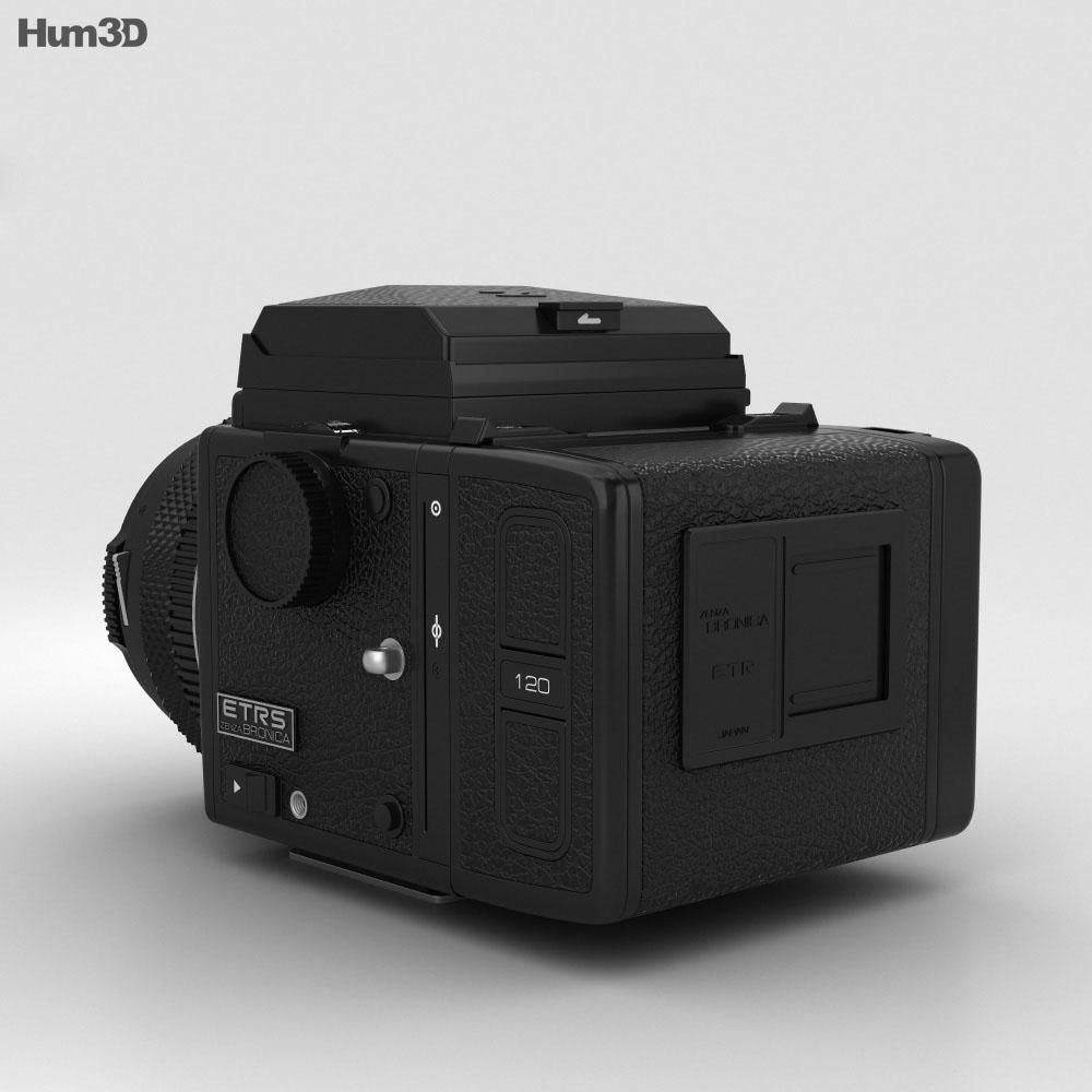 zenza bronica etrs 3d model humster3d